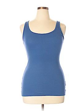 Massimo Dutti Sleeveless T-Shirt Size XL
