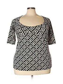 American City Wear Sleeveless Top Size 1X (Plus)