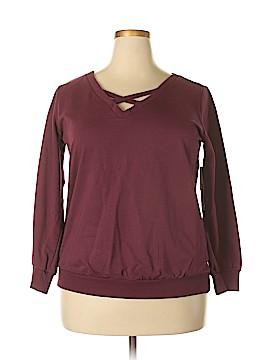 Just Fab Sweatshirt Size L