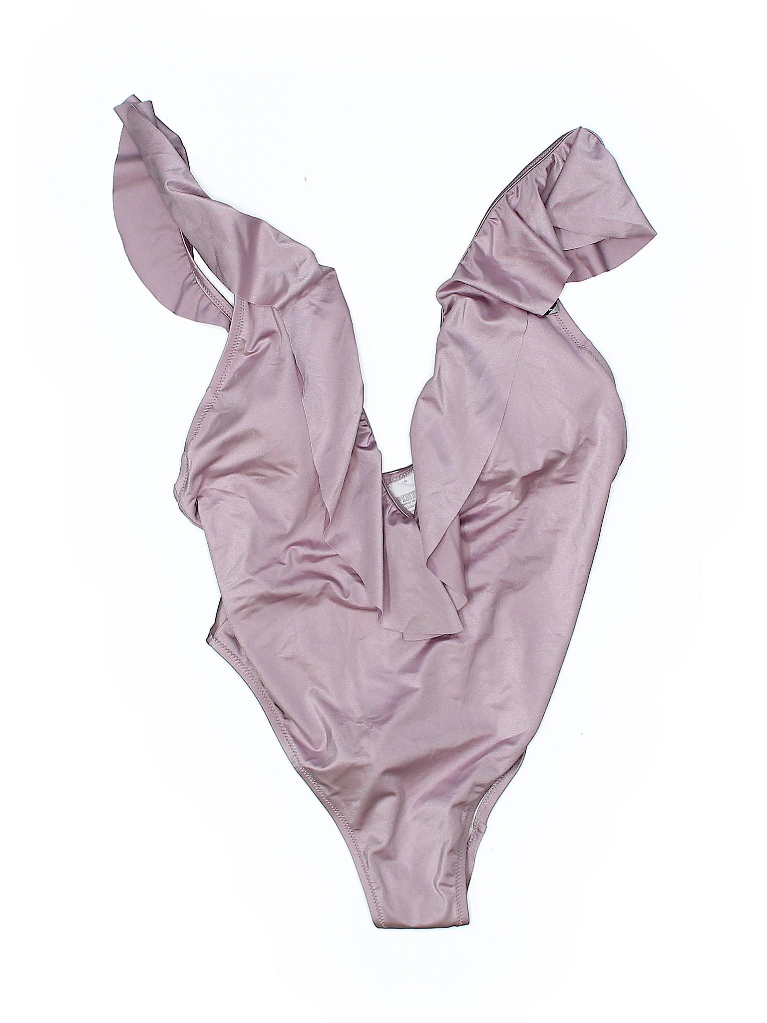 Pink One Secret Swimsuit Piece Victoria's Boutique Eq4pw7cW