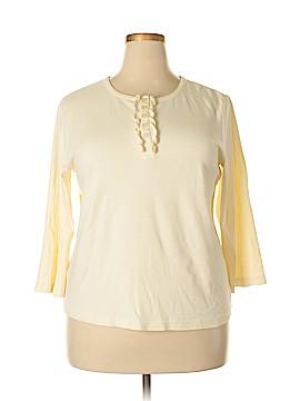 Serengeti 3/4 Sleeve T-Shirt Size XL