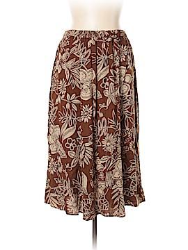 Draper's & Damon's Casual Skirt Size XL