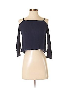 One Clothing 3/4 Sleeve Blouse Size XS