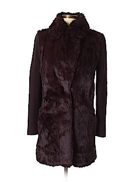 Nanette Lepore Faux Fur Jacket Size XS
