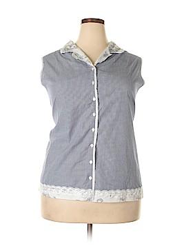 Celeste Sleeveless Blouse Size 3X (Plus)