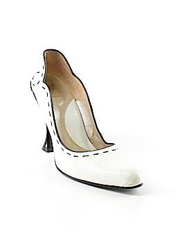 John Fluevog Heels Size 11 1/2