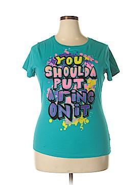 Ransom Short Sleeve T-Shirt Size 2X (Plus)