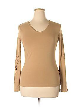 Escada Sport Long Sleeve T-Shirt Size L