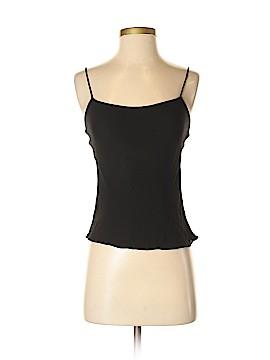 Diane von Furstenberg Sleeveless Silk Top Size 4 (Plus)
