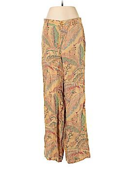 Ralph Lauren Black Label Linen Pants Size 12