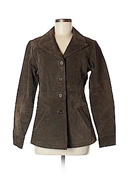 BB Dakota Leather Jacket Size M