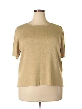 Draper's & Damon's Pullover Sweater Size 2X (Plus)
