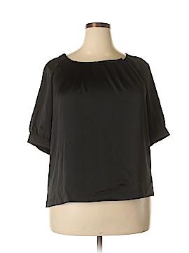 George Short Sleeve Blouse Size XXL