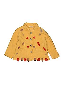 Cornelloki Wool Cardigan Size 4
