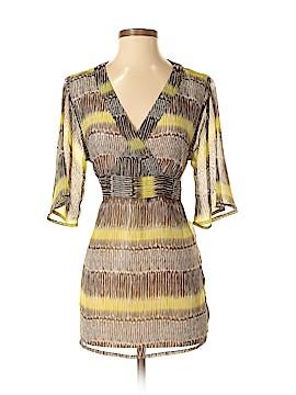 Avon Short Sleeve Blouse Size S