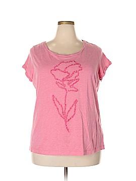 Tommy Hilfiger Short Sleeve T-Shirt Size 1X (Plus)