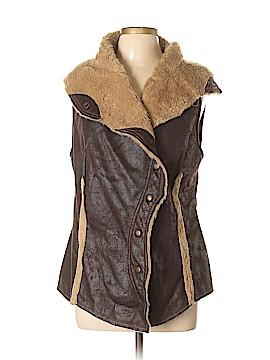 Luii Faux Fur Vest Size L