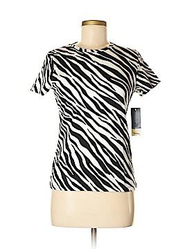 Jones New York Signature Short Sleeve T-Shirt Size M (Petite)