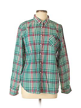 U.S. Polo Assn. Long Sleeve Button-Down Shirt Size XL