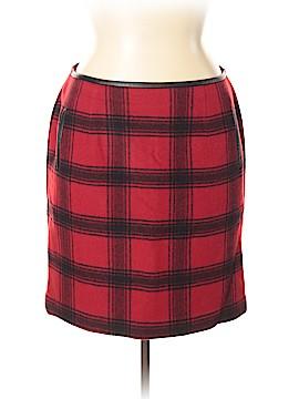 Talbots Wool Skirt Size 16 Petite/W (Petite)