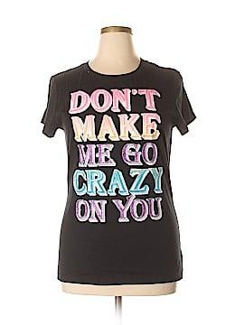 Appropriate Behavior Short Sleeve T-Shirt Size 2X (Plus)