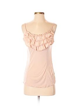 Moda International Sleeveless T-Shirt Size S