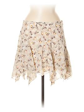 Charlotte Ronson Silk Skirt Size 8
