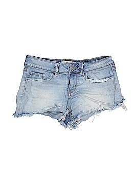 Victoria's Secret Pink Denim Shorts Size 0