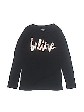 Cat & Jack Long Sleeve T-Shirt Size 10 - 12