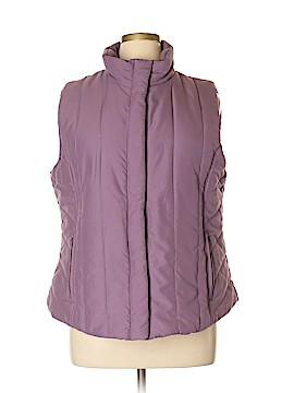 Leslie Fay Vest Size L