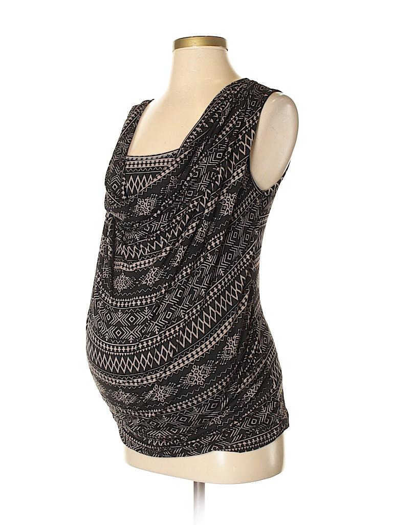 Everly Grey Women Sleeveless Top Size XS (Maternity)