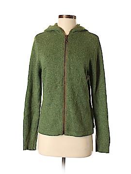 Woolrich Zip Up Hoodie Size S