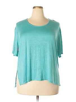 Living Doll Short Sleeve T-Shirt Size 2X (Plus)