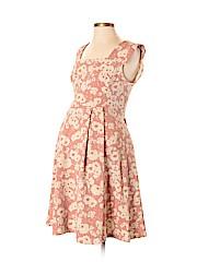 Lilac Casual Dress