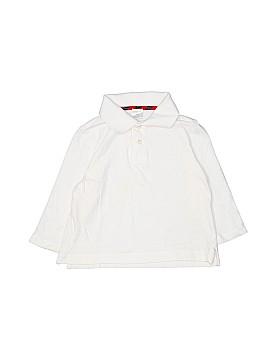 Crewcuts Long Sleeve Polo Size 3