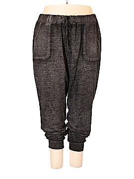 Danskin Sweatpants Size 3X (Plus)
