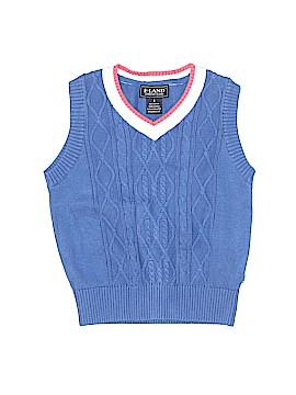 E-Land American Sweater Vest Size 4T