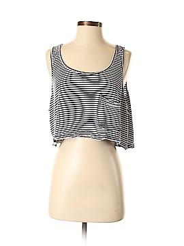 American Apparel Sleeveless T-Shirt One Size