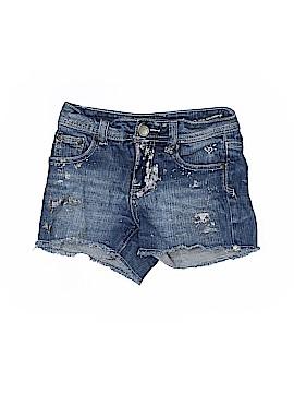 Justice Denim Shorts Size 8