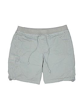 Gloria Vanderbilt Cargo Shorts Size 12