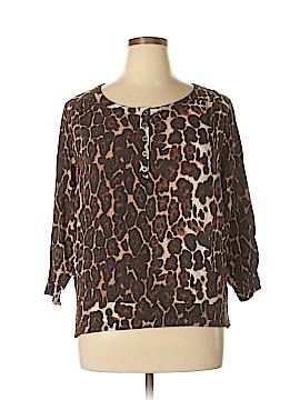 Ariat 3/4 Sleeve Blouse Size XL