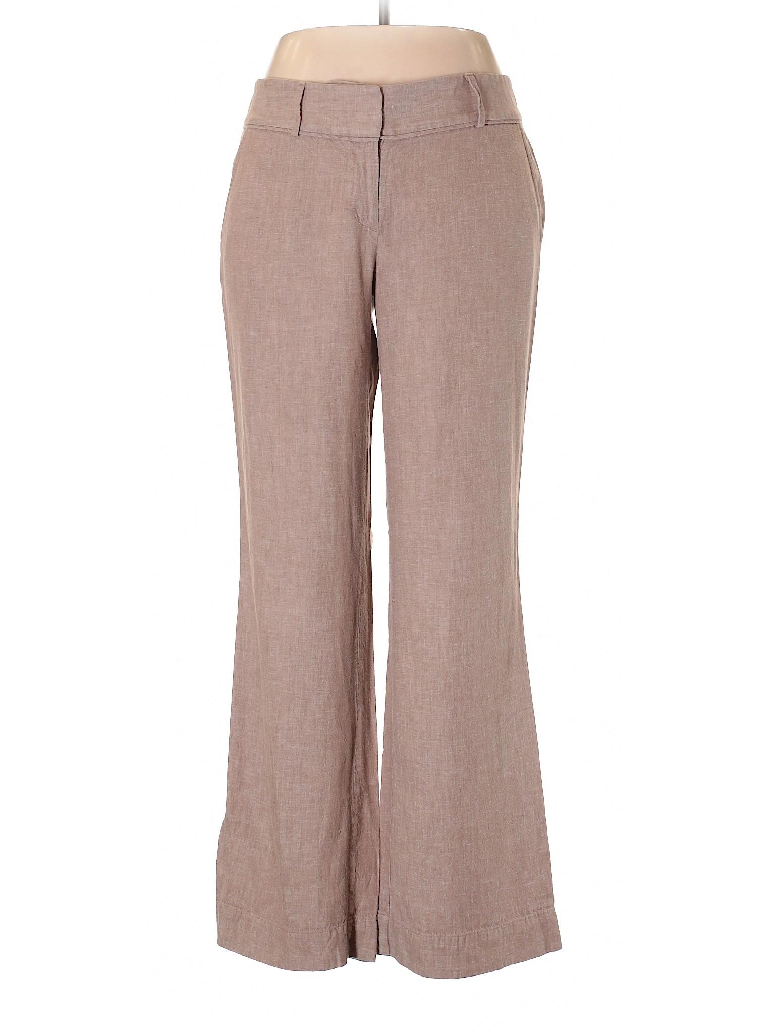 Ann Taylor Boutique Linen Pants LOFT 8z7w0Z