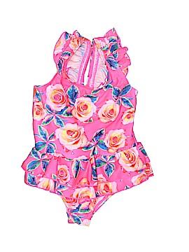 Betsey Johnson One Piece Swimsuit Size 18 mo