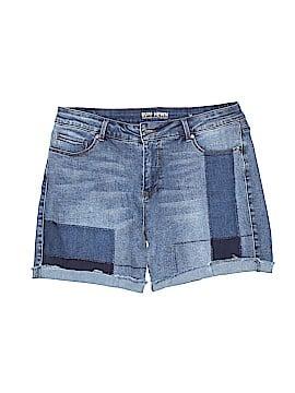 Ruff Hewn Denim Shorts Size 14