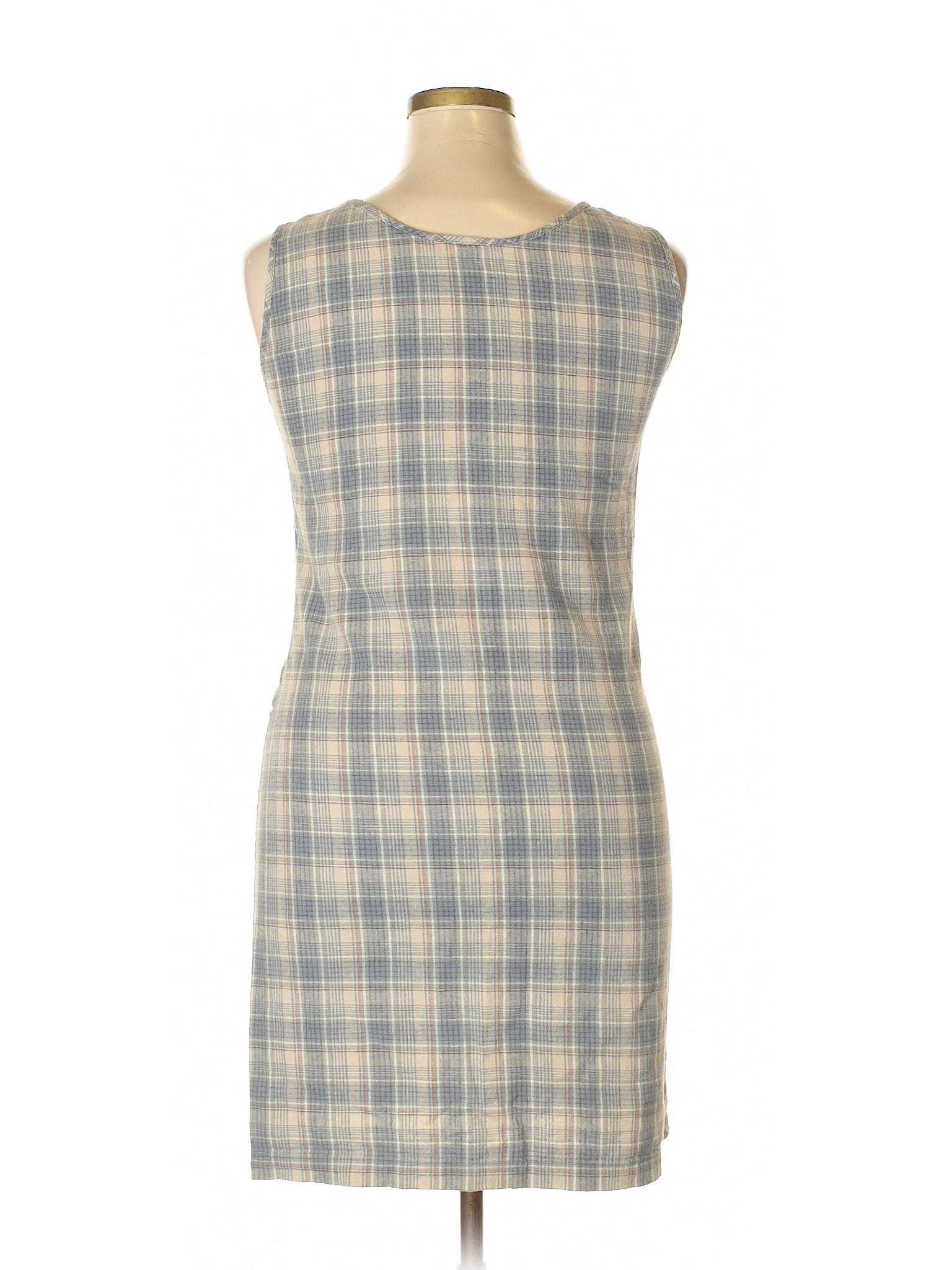 L Bean Boutique Dress L winter Casual YTqFRx