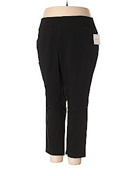 Ellen Tracy Casual Pants Size 3X (Plus)