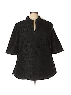 Sarah Spencer 3/4 Sleeve Blouse Size 2X (Plus)