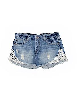 Romeo & Juliet Couture Denim Shorts 28 Waist