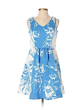 Julian Taylor Casual Dress Size 4 (Petite)