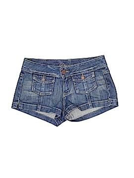 Bebe Denim Shorts 25 Waist